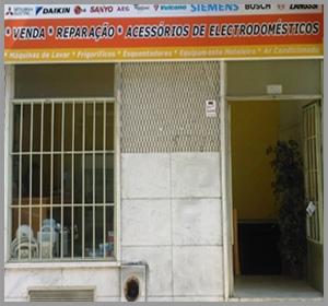 Frente da nossa Loja e Oficina